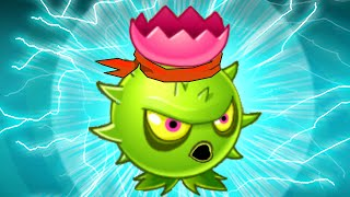 Plants vs. Zombies 2 - Homing Thistle, The Ultimate test!