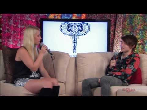 The Ready Set Backstage Interview 7/16/2013