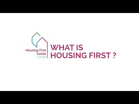 What is Housing First ?