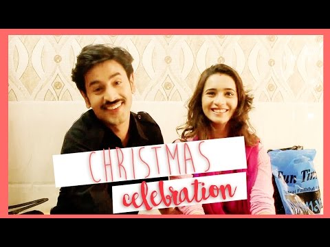 Shivani Surve and Shashank Vyas | Christmas Interview
