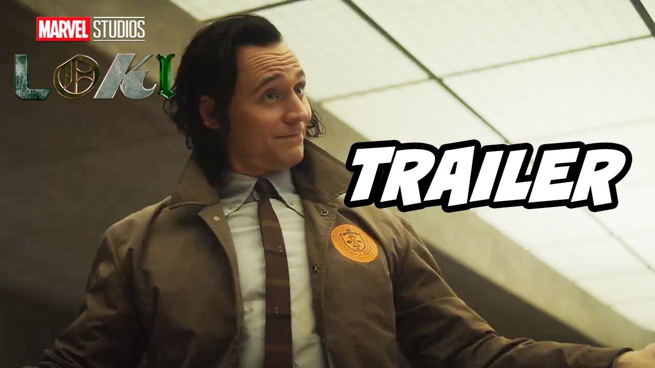 Loki Episode 2 Trailer Breakdown and Marvel Easter Eggs