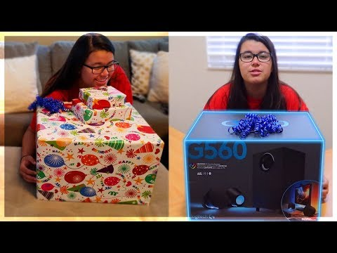 Repeat Logitech G560 Gaming Speakers Unboxing/Setup by