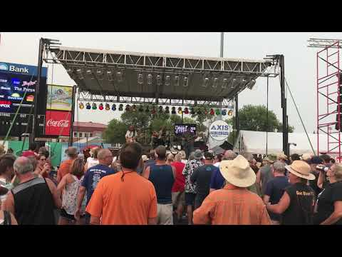 Corey Stevens-Fargo Blues Fest 2018