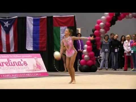 Spring Fling 2014 Ekatherina Kapitonova Ball