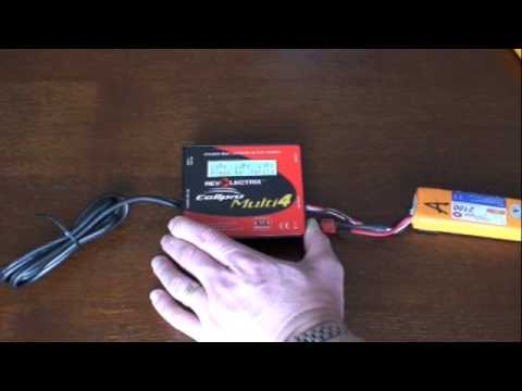 Cellpro Multi4 Operational Video Lipo Pack Charge Doovi