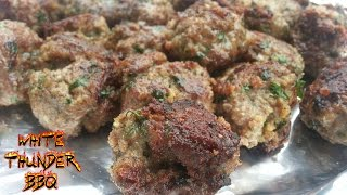 Meatball Recipe   Allergy Friendly - Dairy-Free, Egg-Free and Wheat-Free (Gluten-Free also)