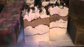 Victorian Rose Coconut Milk Soap