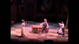 Мария Максакова (1-ая ария Керубино) Мариинский театр