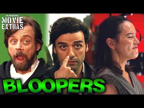 STAR WARS: THE LAST JEDI Bloopers \u0026 Gag Reel (2017)