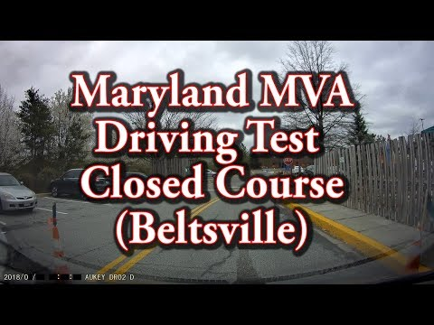 Mva driving test checklist