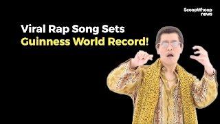 Pen-Apple-Pineapple Song Wins Guinness World Record!