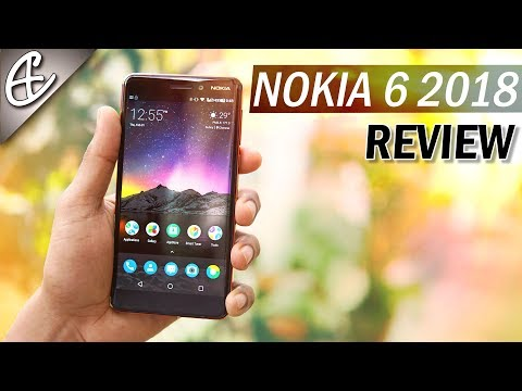 Nokia 6 2018 Review - Deviating From The Trend!