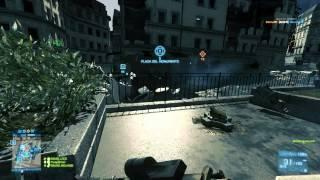 comando assassino battlefield 3 gameplay.