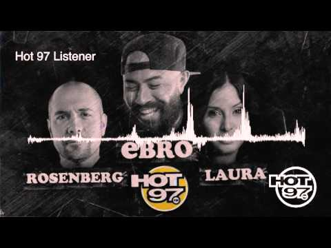 Ebro In The Morning Reacts To Billboard's Top 10 Rappers Of All Time!