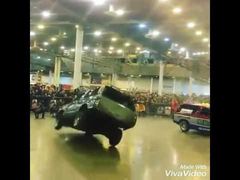 Car dance jumping video Viva video