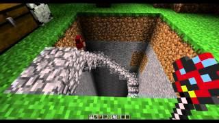 1.2.5 Minecraft Minions Лучшие моды для minecraft a