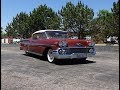 1958 Chevrolet Impala Sport Coupe in Sierra Gold & Engine Sound on My Car Story with Lou Costabile