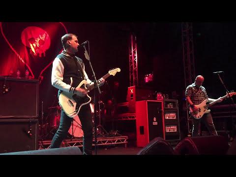Alkaline Trio - Time To Waste (Live) @ O2 Academy, Leeds, 02-07-2015