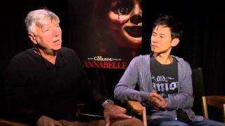 ANNABELLE - Entrevista A John R. Leonetti Y James Wan - Oficial Warner Bros. Pictures