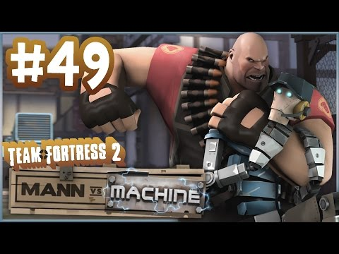 Team Fortress 2 Gameplay | MvM - Rottenburg | Part 49