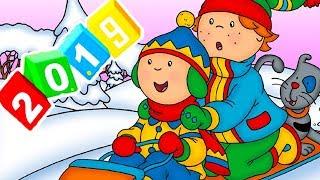 Caillou Deutsch ★ Caillou: Frohes Neues Jahr | Cartoons auf Deutsch | Neue Ganze Folge | HD