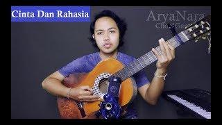 Chord Gampang (Cinta Dan Rahasia - Yura Yunita) by Arya Nara (Tutorial)