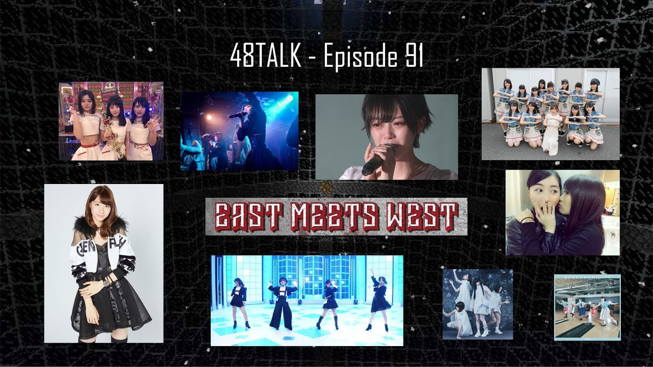 48TALK Episode 91: East meets West Music Fest, Nogizaka46