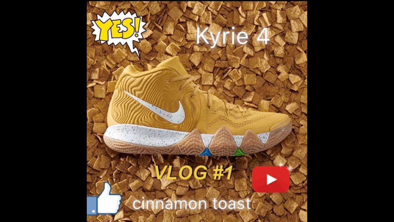 check out c1456 7ee45 Kyrie 4 CTC Shoe Review + Foot 2018 🔥🔥🔥