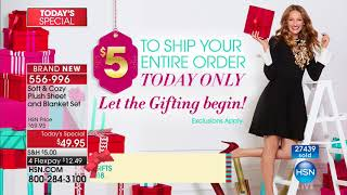 HSN | Soft & Cozy Gifts Under $50 11.13.2017 - 05 PM