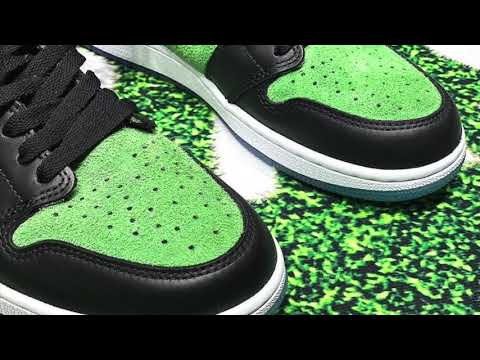 Air Jordan 1 High Zoom Brut Youtube