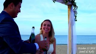 The wedding video of Jamil & Kelly Oct 13 2018 Full length
