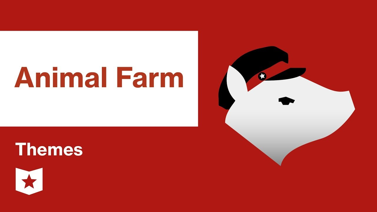 Animal Farm- Themes / Language and Meaning