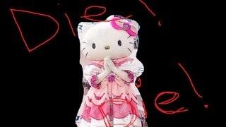 Haunted by Hello Kitty キティちゃんにのろわれている