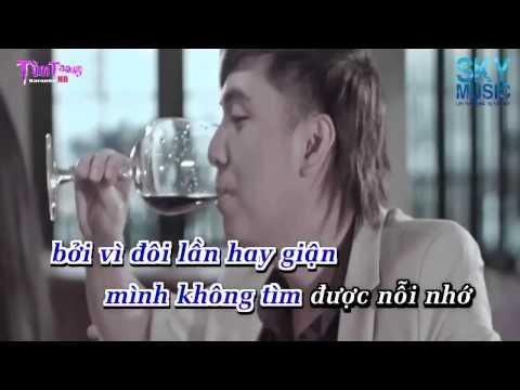 [ Karaoke HD ] Anh Nhớ Em Người Yêu Cũ Beat Gốc