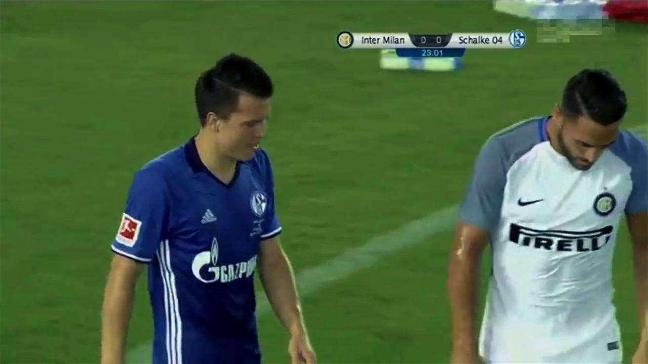 Yevhen Konoplyanka vs F C Internazionale Milano Schalke 04 21
