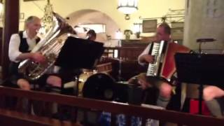 Hofbrauhaus Munich Germany - Beer Songs