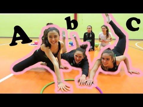ABC CHALLENGE - Ginnastica Ritmica