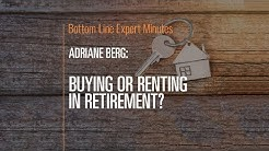 Buying or Renting in Retirement?