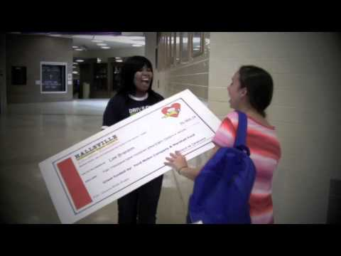 Hallsville High School-Marshall Ford Lincoln Spring 2012 Video Contest