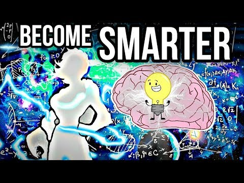 3 Powerful Techniques to Increase YOUR IQ - Simple Ways to Become SMARTER