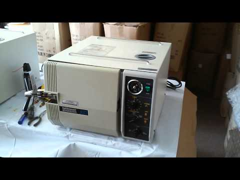 repair Tuttnauer Sterilizer Autoclave