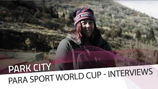 The newcomers take center stage | IBSF Para Sport Official