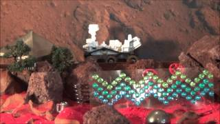 The adventures of Curiosity Rover Episode IV  Rock Nest Lock Ness 37