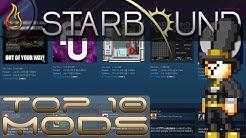 Top Ten Starbound Mods