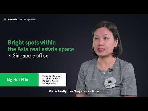 Ng Hui Min, Portfolio Manager, Asia Pacific REITs, Manulife Asset Management