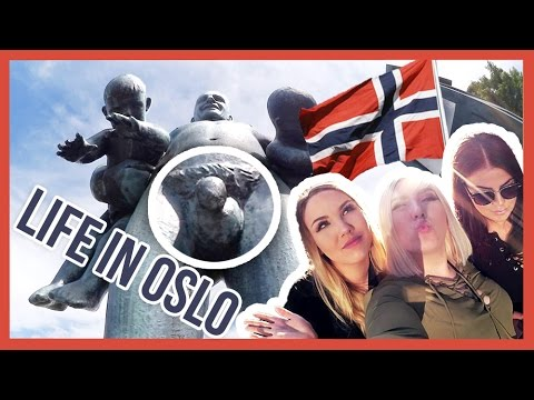 LIFE IN OSLO | vlogg