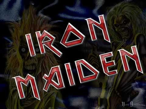 IRON MAIDEN special mix by dj g.kast(jan2015)