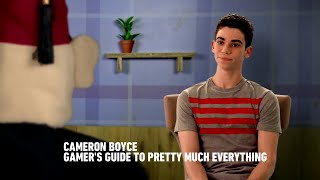 Cameron Boyce - Grunkle Stan's Lost Mystery Shack Interviews - Gravity Falls - Extended Cut