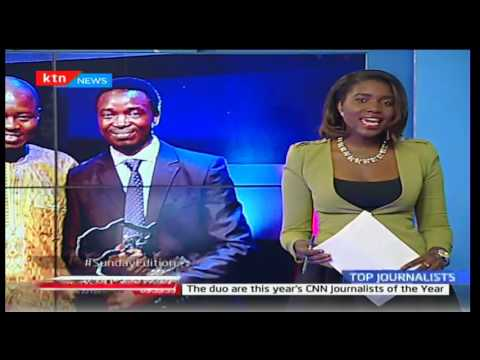 Sunday Edition (16/10/2016): KTN's Asha Mwilu and Rashid Idi named African Journalists of the year