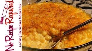 Mac & Cheese - Noreciperequired.com
